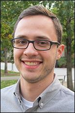 Adam Behrens (BIOE, Ph.D. '15; ChBE, B.S. '10)