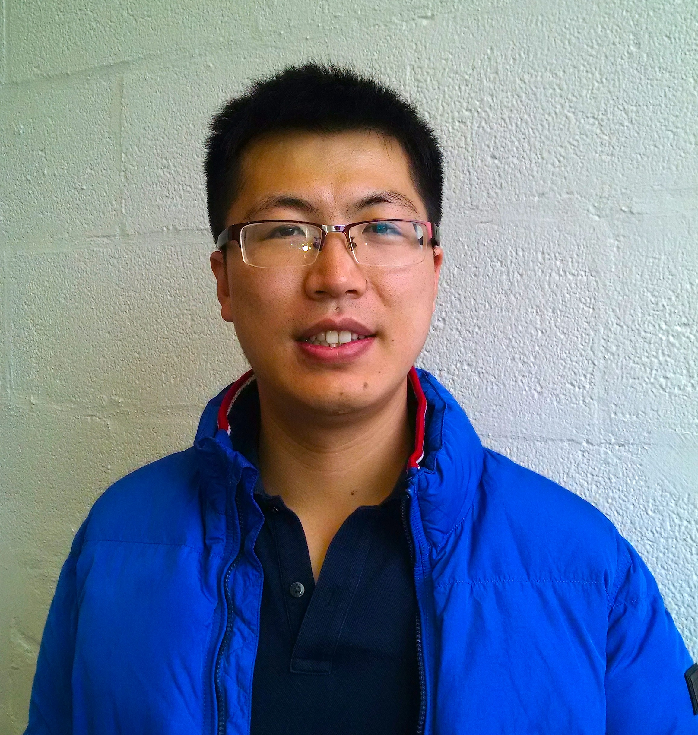 Image: First author and Chem/Bio PhD Candidate, Tao Gao.