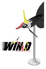 Wind Terpine's 2017 turbine design.