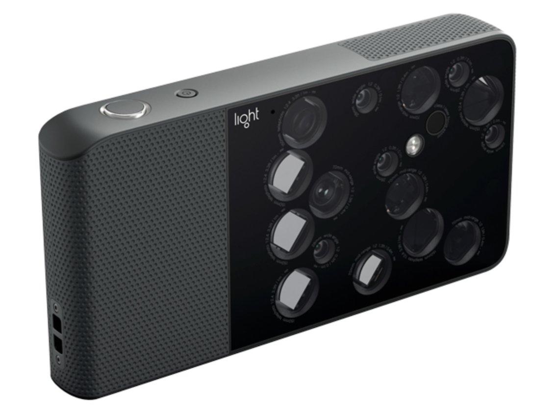 Light's L16 Camera. Light