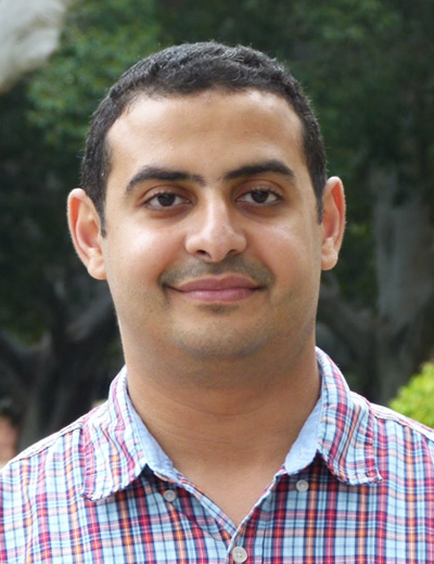 Assistant Professor Yasser Shoukry