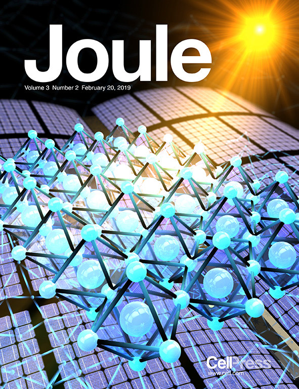 Machine Learning for Perovskites' Reap-Rest-Recovery Cycle John M. Howard, Elizabeth M. Tennyson, Bernardo R.A. Neves and Marina S. Leite  Joule 3(2) 325-337 (2019) doi:10.1016/j.joule.2018.11.010