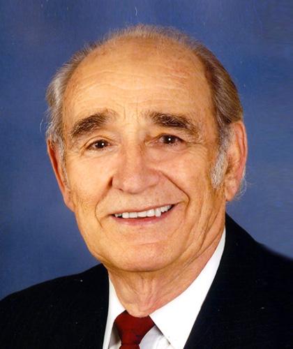 Professor Emeritus Nicholas DeClaris