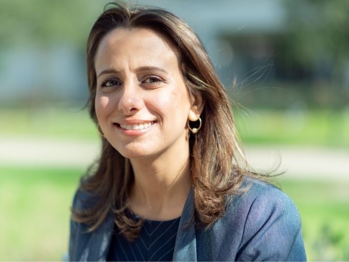 Rose Faghih, Assistant Professor, University of Houston. (Credit: University of Houston)
