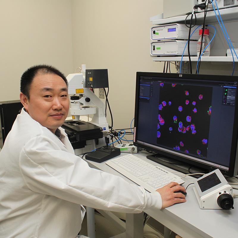 Dr. Xiaoming (Shawn) He