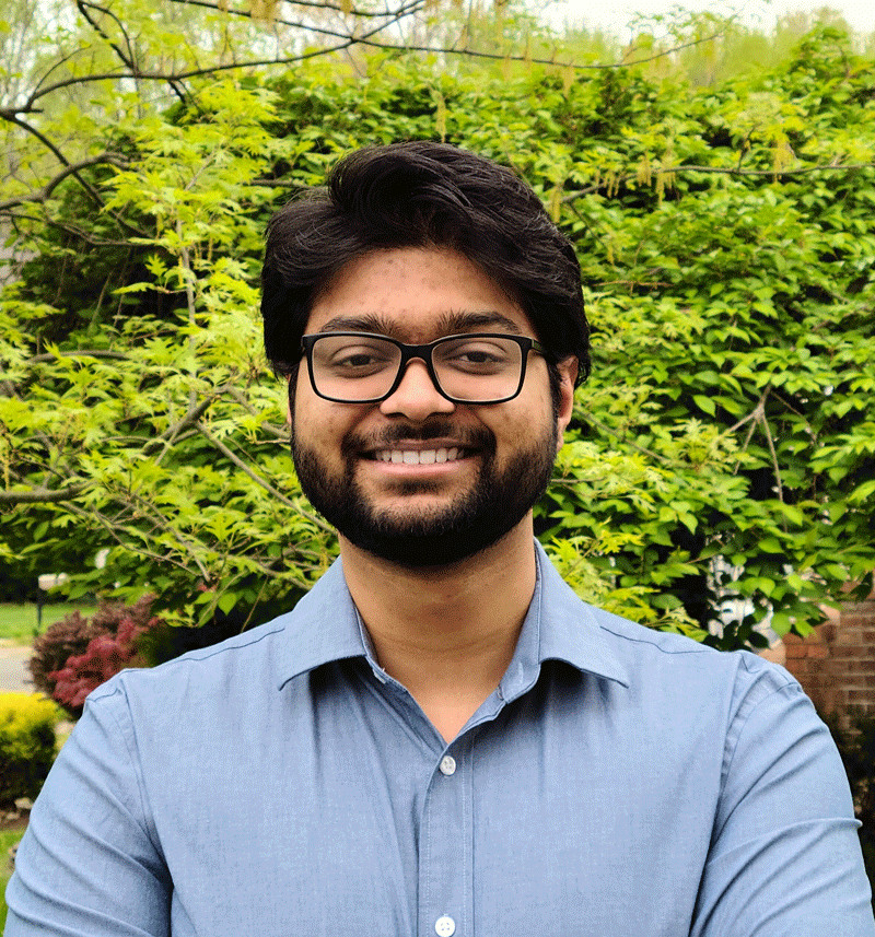 image of Neehar Peri named a Maryland 'Undergraduate Researcher of the...