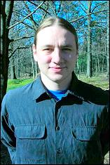 First Lichten Internship Award Winner - Mr. Eric Greenwood, II, University of Maryland