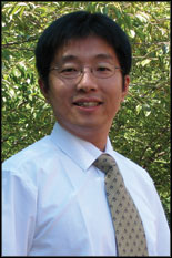 Assistant Professor of Mechanical Engineering Teng Li.