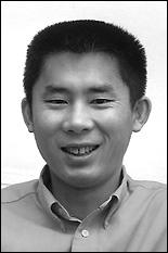 Associate Professor Bruce Yu.