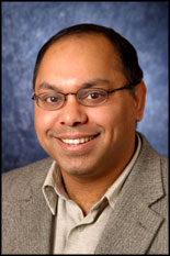 Maryland ME Alum and Assistant Professor of Mechanical Engineering at the University of Houston Pradeep Sharma.