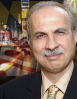 Dr. Haghani, Professor and Chairman of the department, is the Principal Investigator