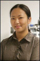 Assistant Professor of Mechanical Engineering Miao Yu (ME/ISR)