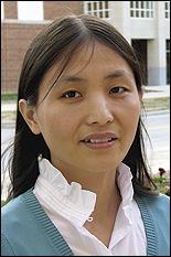 Dr. Yingli Fu (Ph.D. '07)