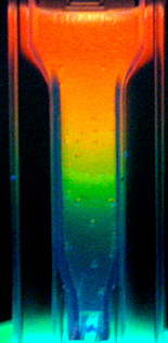 Size control of silicon nanocrystals (SN) provided size-dependent tuning of  fluorescence. Higher quantum yield (~40%) and narrower size distribution (3.0 ± 1.0 nm) of SN have been achieved. HrTEM, SANS, light scattering, photoluminescence and optical transmission spectroscopy on the size measurements of SN helped determine the average size accurately. Fuctionalization of a surface prepares SNs as a platform for bio conjugating applications. Streptavidin has been successfully conjugated to SNs. Cytotoxicity of SNs starts showing at 20 μg/ml, which is a comparable amount for common usages in bio applications.