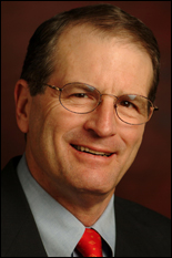 William Brody, president of Johns Hopkins University