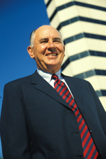 A. James Clark, '50