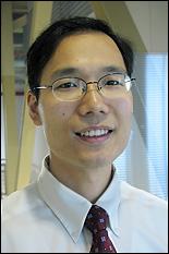 Assistant Professor Yu Chen.