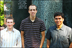 AIAA FOUNDATION ANNOUNCES WINNERS OF ITS ANNUAL GRADUATE AWARDS AND FOUNDATION UNDERGRADUATE SCHOLARSHIPS FOR THE 2008-2009 ACADEMIC YEAR<br />