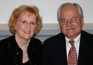Jim and Linda Bodycomb. Photo by Radka Nebesky.