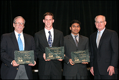 Supratik Datta receives AIAA Foundation Orville and Wilbur Wright Award