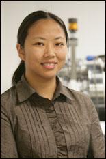 Assistant Professor Miao Yu, ME/ISR