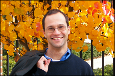 Dr. Benjamin Shapiro is awarded a Fulbright Scholar grant for his research  on