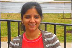 Monica Syal awarded Zonta International Fellowship for the 2009-2010 year