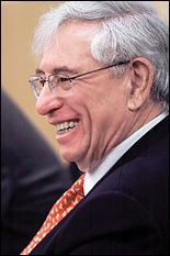 Dr. Robert E. Fischell (M.S. '53).
