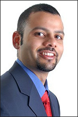 Assistant Professor Sameer Shah.