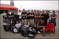 2009 Terps Racing Formula SAE Team