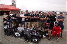 2009 Terps Racing Formula SAE Team