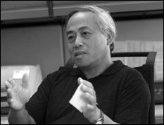 Prof. Gang-Len Chang (Photo by Al Santos)