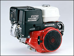 The Honda iGX440, a next-generation general purpose engine with electronic control technology