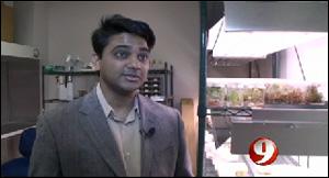Assistant Professor Ganesh Sriram (ChBE).