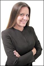 Assistant Professor Silvina Matysiak.
