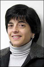 Professor Lourdes Salamanca-Riba.