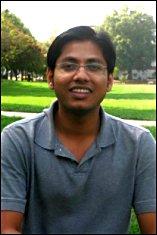 Kaushik Chatterjee, ME PhD Candidate