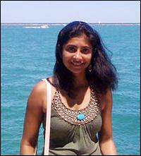 ChBE graduate student Deepa Subramanian.