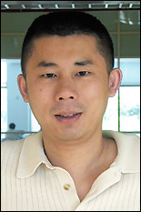Associate Professor Bruce Yu.