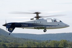 The Sikorsky X2TD flew for the first time on August 27, 2008 (pictured) and set the unofficial speed record on Sept. 15, 2010. (Photo by A. Bagai)