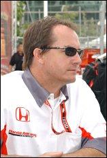 Marc Sours (ME '93), General Manager, Honda Performance Development, Inc.