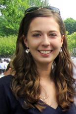 EIP student Stephanie Graf