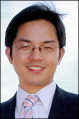 Incoming Assistant Professor Liangbing Hu