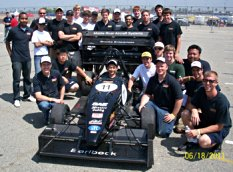 2011 Terps Racing Formula SAE Team
