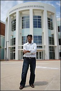 ChBE Assistant Professor Ganesh Sriram.