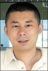 Associate Professor Bruce Yu (Fischell Department of Bioengineering and School of Pharmacy).