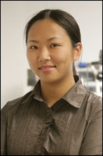 Associate Professor and alumna Miao Yu