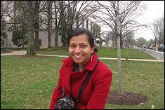 Ishita Chakraborty, Mechanical Engineering Ph.D. Student