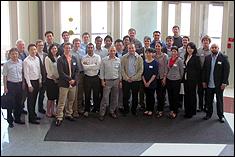 2012 Northeast SEM Graduate Student Symposium Participants