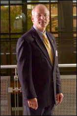 James A. Milke, Professor and Chair of Fire Protection Engineering